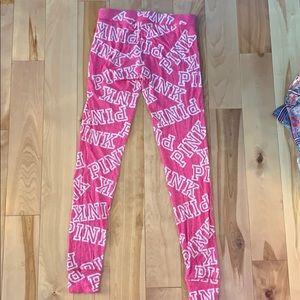 PINK Other - pink pj pants